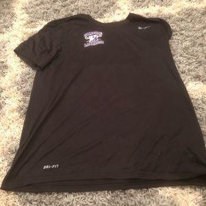 Hamburg Lacrosse Nike shirt